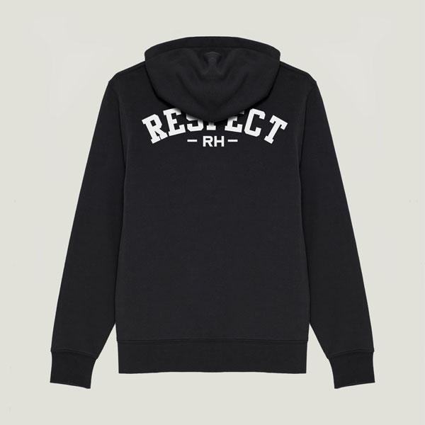 Respect Hoodie[Black]