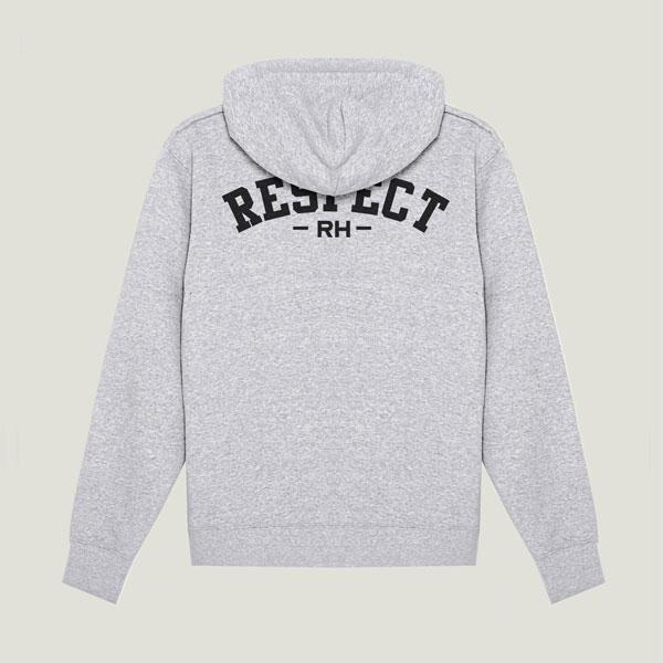 Respect Hoodie[Grey]