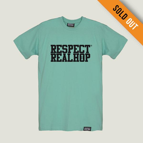 The Movement logo T-shirt [Turquoise] (ELFOGYOTT)