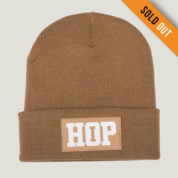 Classic Beanie HipHop logo: Tobacco (ELFOGYOTT)