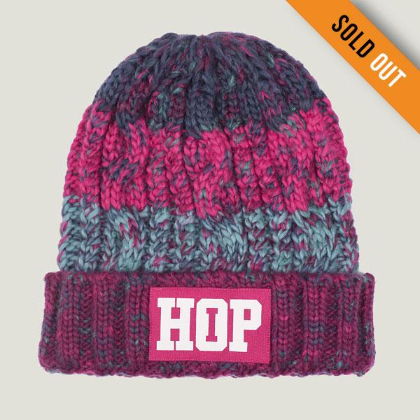 Trueberry Beanie: HipHop logo (ELFOGYOTT)