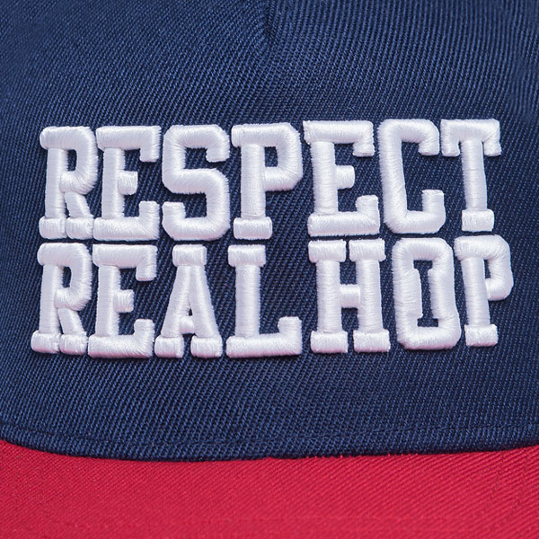The Movement Snapback [Blue & Red]