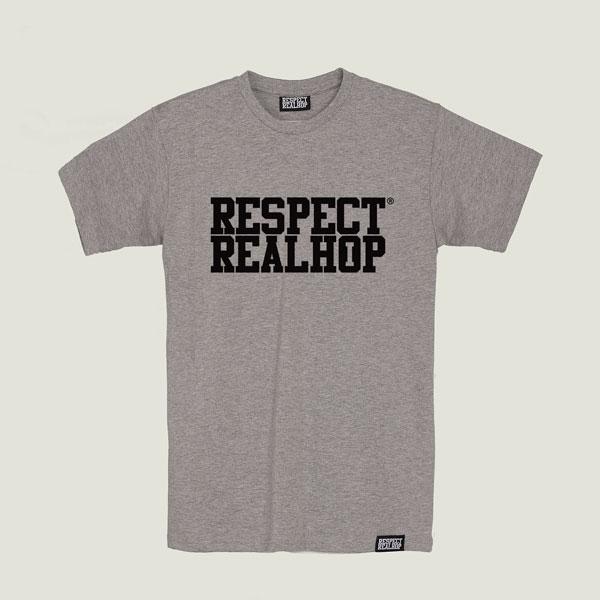 The Movement logo T-shirt [Grey]