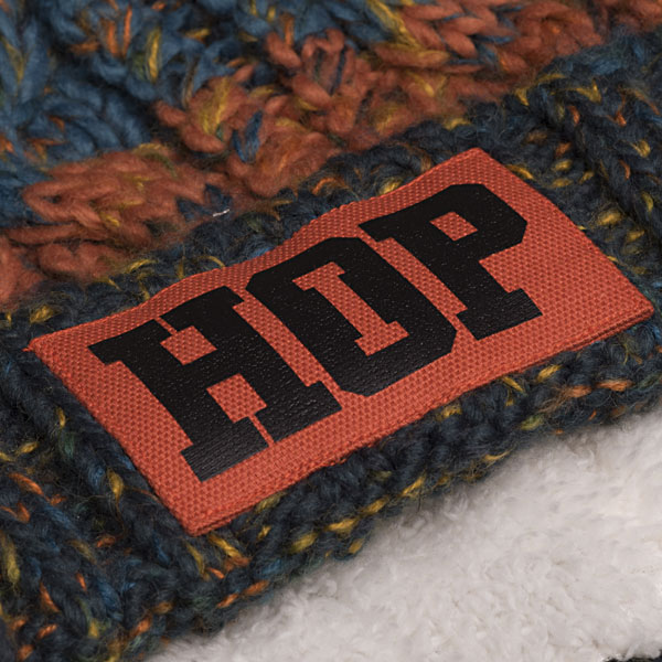 Rusty Beanie: The HipHop logo