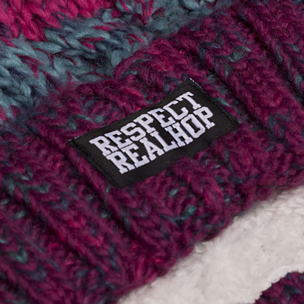 Trueberry Beanie: Solid logo (ELFOGYOTT)