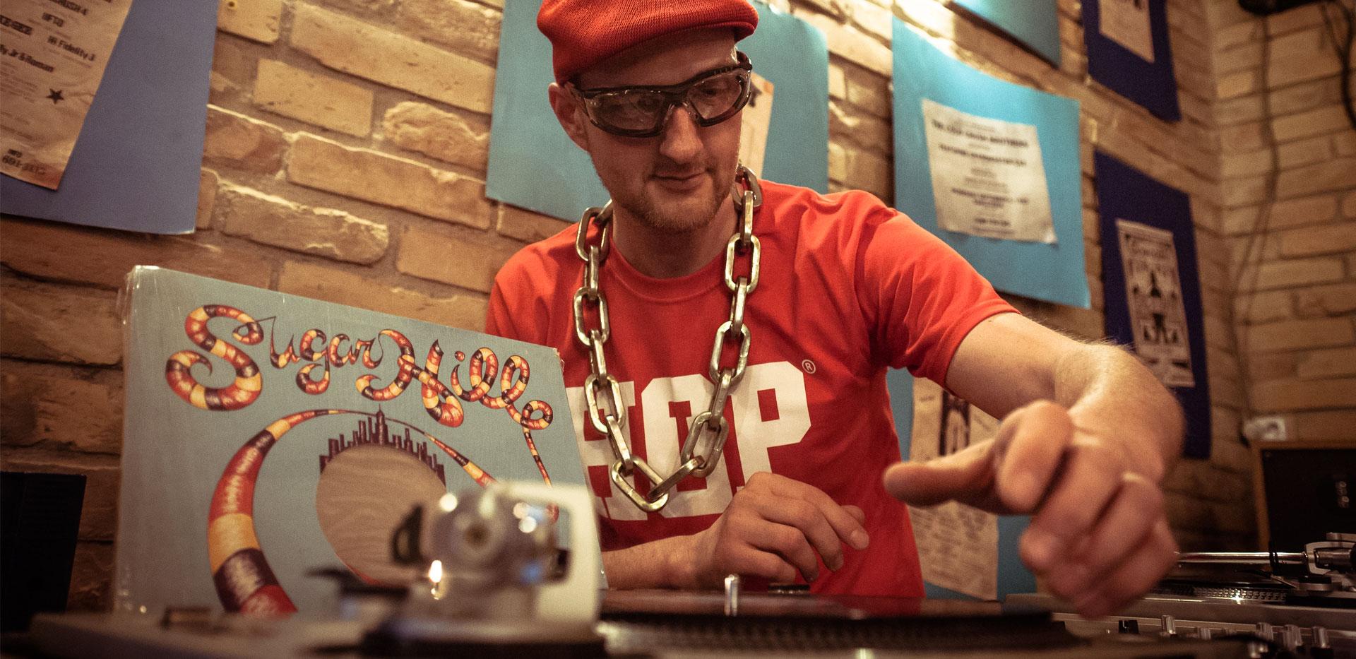 Oldschool Rap-Poszter Kiállítás 2.2